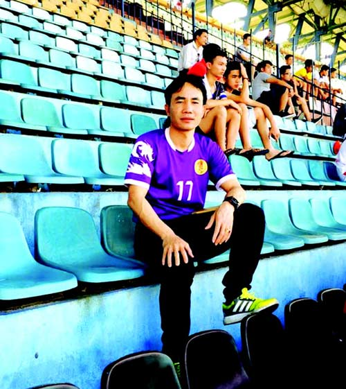 Alex Ferguson của bóng đá Hải Dương - 1
