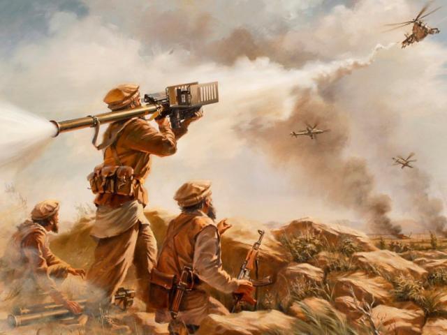 Trận tử thủ vĩ đại của 39 lính dù trước phiến quân Afghanistan