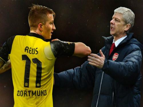"""Arsenal tính nổ """"bom tấn"""": 50 triệu bảng cho Reus - 1"""