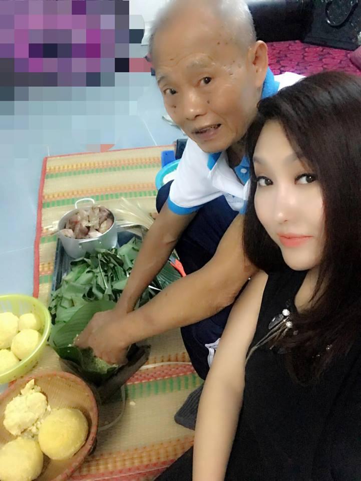 Sau ly hôn, vợ chồng Phi Thanh Vân ăn Tết ra sao? - 1