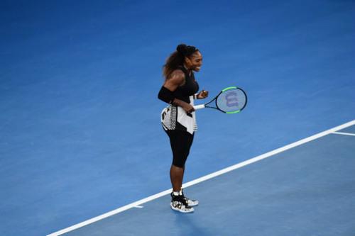 "Venus - Serena: Game 7 ""ma ám"" (CK Australian Open) - 1"