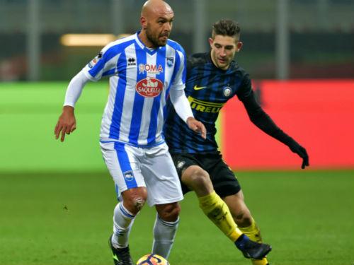 Inter - Pescara: Ngọt ngào thiên đường thứ 7 - 1