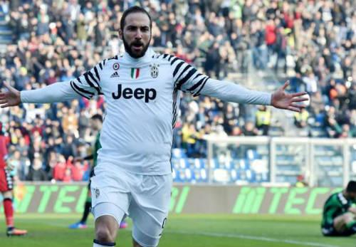 Tiêu điểm V22 Serie A: Higuain theo bước huyền thoại - 1