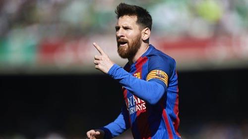 Messi - Barca: Dựa dẫm, nhưng không cố giữ - 1