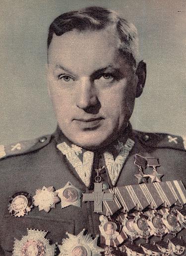 Tướng Nga duy nhất được phong Nguyên soái 2 lần - 1