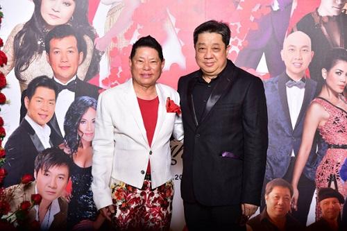 """Tỷ phú U80 Hoàng Kiều ăn mặc lòe loẹt gây """"choáng"""" - 1"""