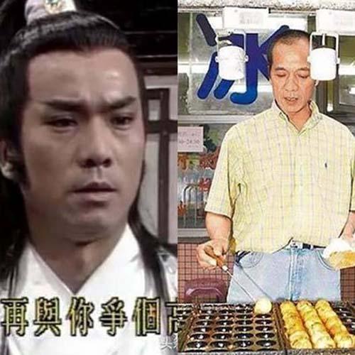 """Sao """"Bao Thanh Thiên"""" bị vợ bỏ, bán bánh mưu sinh - 1"""