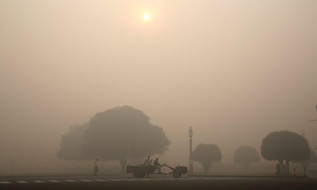 Hàng triệu người chết vì ô nhiễm không khí mỗi năm ở Ấn Độ - 1