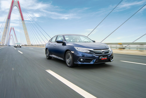 Honda Civic đạt doanh số bán ấn tượng trong tháng đầu tiên bán hàng - 1