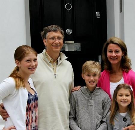 5 bí quyết dạy con thành công của Bill Gates - 3