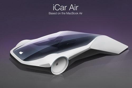 Ô tô do Apple sản xuất sẽ như thế nào? - 1