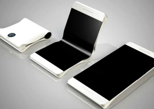 Smartphone gập lại của Samsung sẽ không được ra mắt năm nay - 1