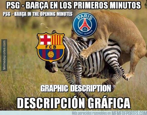 Barca thua thảm, báo thân Real tranh thủ chế giễu - 1