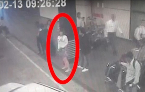 Ảnh nữ nghi phạm gây ra cái chết của anh trai Kim Jong-un - 1