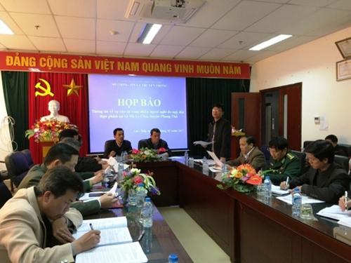 Vụ ngộ độc tại Lai Châu: Niêm phong các cơ sở bán rượu - 1