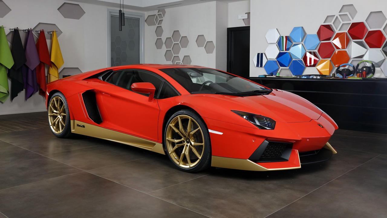 Lamborghini Aventador bị thu hồi do nguy cơ cháy động cơ - 1