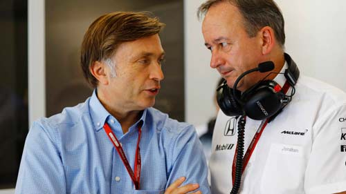 F1, McLaren tìm lại hào quang: Con đường chông gai - 1