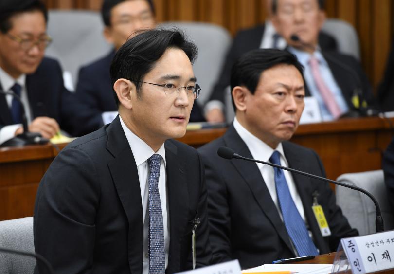 Phó Chủ tịch Samsung bị bắt vì tội đưa hối lộ - 1