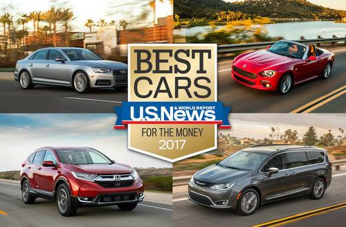 9 mẫu xe ô tô đáng mua nhất 2017 - 1