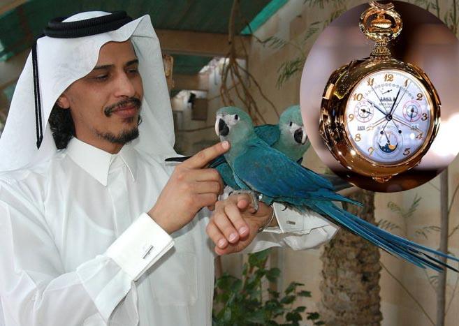 Ngắm loạt đồng hồ độc nhất, giá trăm tỷ của sao ngoại - 1