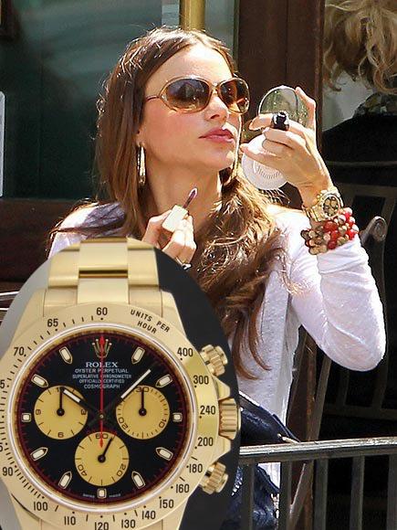 Ngắm loạt đồng hồ độc nhất, giá trăm tỷ của sao ngoại - 8
