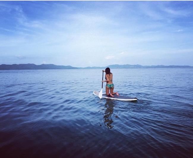 Wang và những chuyến nghỉ dưỡng xa xỉ khiến nhiều người mơ ước.