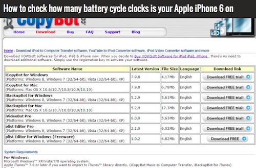 Cách kiểm tra sức khỏe pin của iPhone - 1