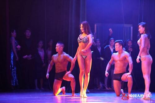 Điều ít biết về mỹ nữ thể hình nóng bỏng nhất Trung Quốc - 1