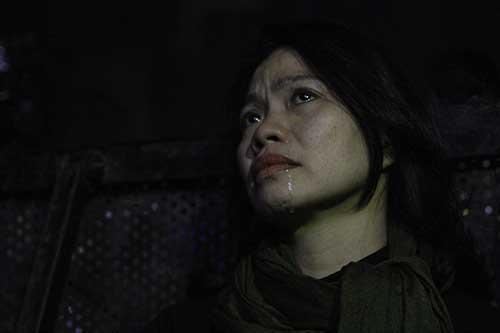 Vợ Trần Lập khóc hết nước mắt trong đêm nhạc tưởng nhớ chồng - 1