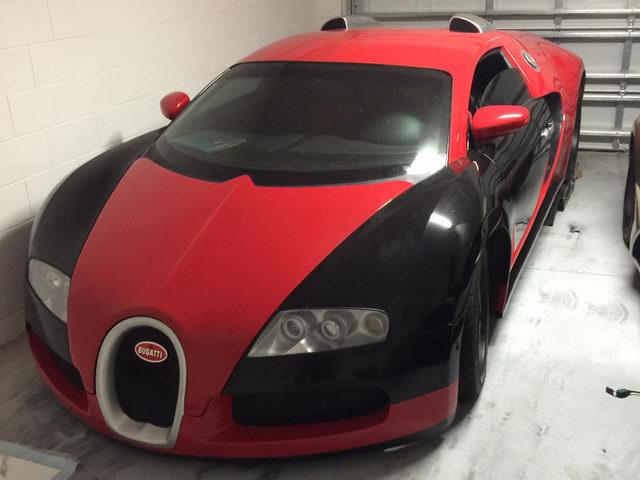 """""""Hàng nhái"""" Bugatti Veyron giá chỉ 1,7 tỷ đồng - 1"""