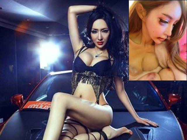 Hot girl nổi tiếng TQ lên mạng tố bạn trai đánh đập dã man