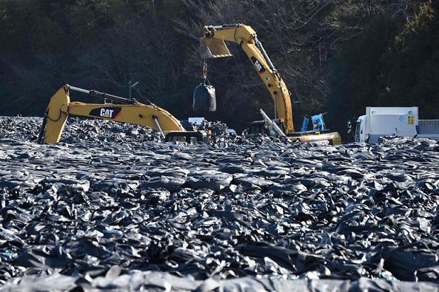 Robot chết liên tục khi thăm dò khu hạt nhân Fukushima - 1