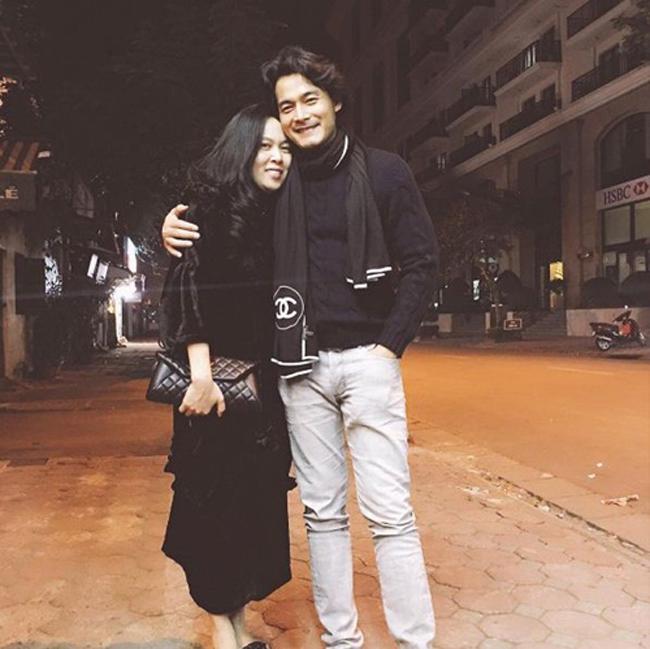 Một cặp đôi khác dính nhiều thị phi của showbiz Việt là diễn viên Quách Ngọc Ngoan và doanh nhân Phượng Chanel.