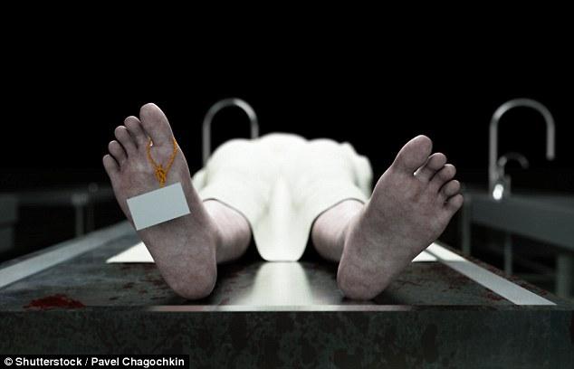 Não người vẫn còn sống 10 phút sau khi cơ thể chết - 1