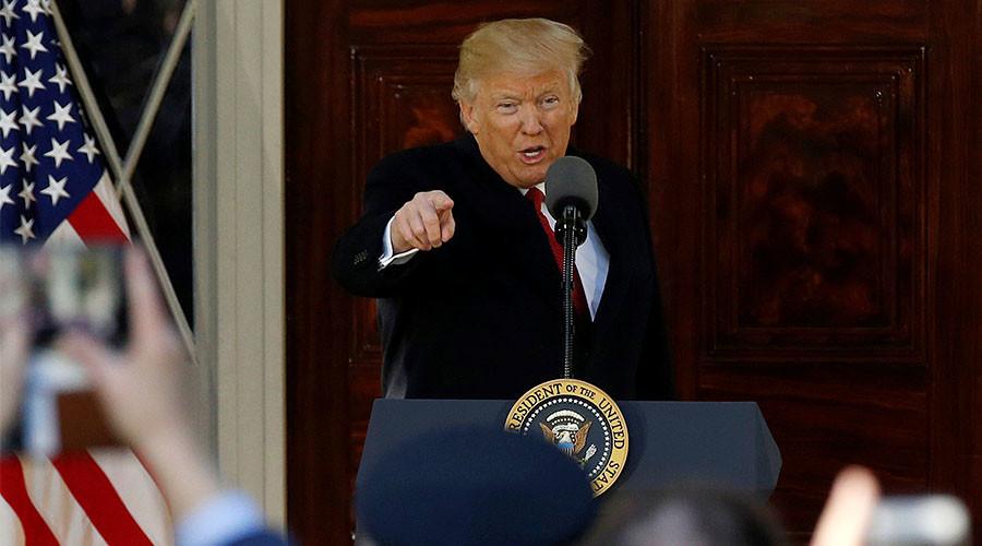 """Trump: Triều Tiên đã """"giỡn mặt"""" Mỹ nhiều năm - 1"""