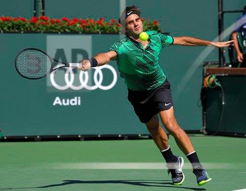 Bill Gates dự khán, Federer – Wawrinka bùng nổ - 1
