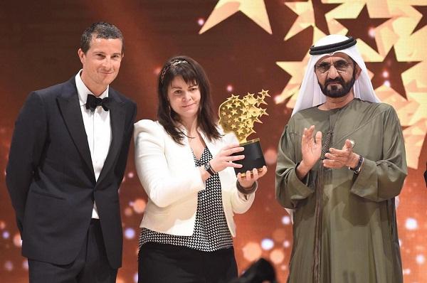 Giáo viên xuất sắc nhất toàn cầu nhận giải thưởng 1 triệu USD - 1
