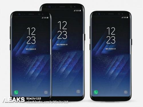 NÓNG: Ảnh báo chí cho thấy Galaxy S8 và S8 Plus siêu đẹp - 1