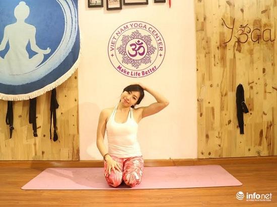 9 bài tập Yoga giúp giảm đau vai gáy cho dân văn phòng - 1