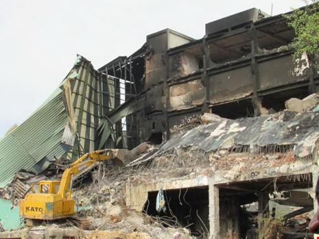 Vụ cháy ở Cần Thơ thiệt hại khoảng 13 triệu USD - 1