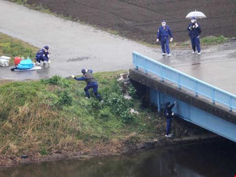 Thông điệp bí ẩn trên mạng Nhật ngày bé Linh mất tích - 1