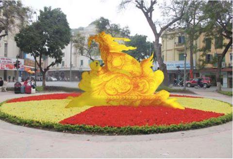 Sau tượng rùa vàng Hồ Gươm, tác giả đề xuất dựng tượng rùa xốp - 1