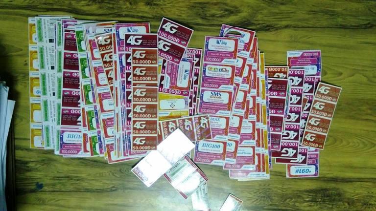 9X Nghệ An bị lừa cào 70 triệu thẻ điện thoại gửi bạn Facebook - 1
