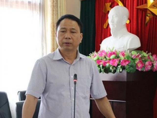 Hành trình di chuyển của Chủ tịch UBND huyện Quốc Oai trước khi mất tích
