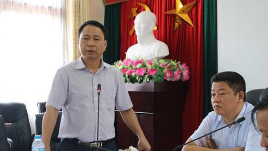 Hành trình di chuyển của Chủ tịch UBND huyện Quốc Oai trước khi mất tích - 1