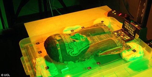 Xác ướp Ai Cập 3.000 năm yên nghỉ vĩnh hằng nhờ người thời nay - 1