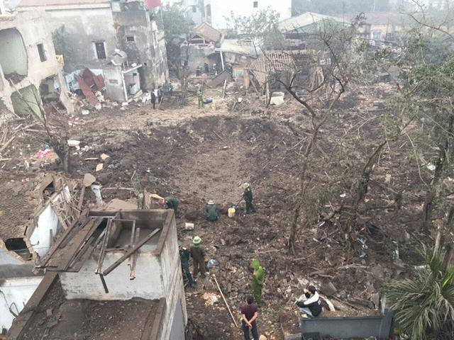 NÓNG: Nổ lớn ở Bắc Ninh, đầu đạn bay khắp nơi, nhiều người thương vong