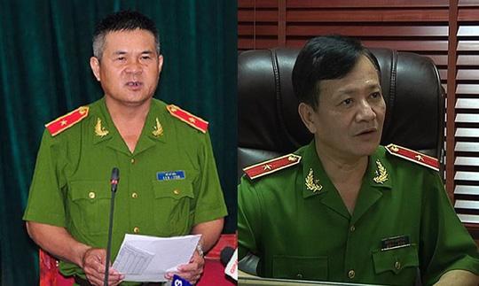 Tướng Hồ Sỹ Tiến và Nguyễn Anh Tuấn - khắc tinh của tội phạm- nghỉ hưu - 1