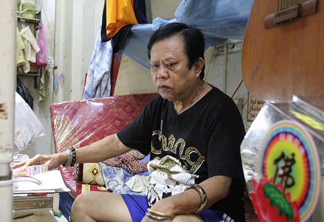 """""""Vua Bolero"""" Vinh Sử: Tuổi 75 một mình sau 3 đời vợ, thu nhập trăm triệu đồng một tháng - 1"""