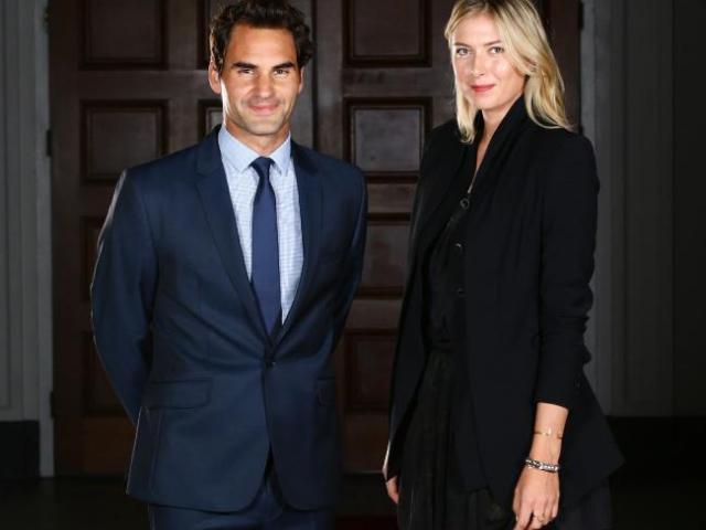 "Tennis 24/7: Federer ""cặp kè"" Sharapova, săn 2 kỷ lục ở Australian Open"